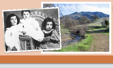 Deb McNaughton's Ancestors and Mt. Diablo
