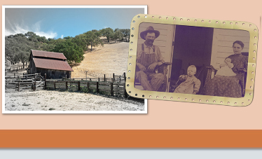 Old Borges Ranch and Steve Steirwalt's Family